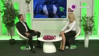 Timi Soršak - Tarzan navzven, v sebi porcelan & Vedeževalka Špela (Jutro s Kosmiko)