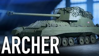 Battlefield 5 - Valentine Archer Gameplay (Tips and Tank History)