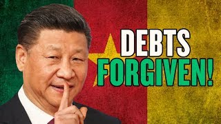 China Secretly Cancels Cameroon's Debt | Belt and Road Infrastructure | China Uncensored