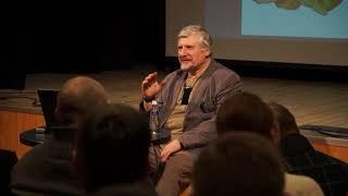 С.В. Савельев выступление в Еврейском культурном центре на Никитской