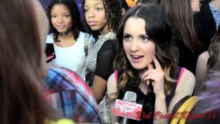 "Лаура Марано, Laura Marano at @RadioDisney's ""NBT"" Final Concert with Season 5"
