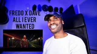 Fredo Ft. Dave   All I Ever Wanted (Official Video) [Reaction] | LeeToTheVI