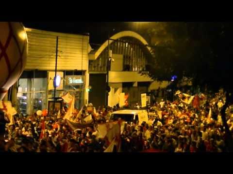 Video IV Huracán Prensa 10mo Aniversario Día del Hincha