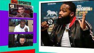 What Does Adrien Broner Think About Manny Pacquiao's Anger Translator? | TMZ Sports