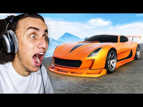 WORLD'S FASTEST ELECTRIC CAR EVER! [400 MPH!] (GTA 5 DLC)