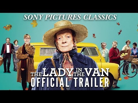 THE LADY IN THE VAN - Official US Trailer