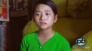 Nhà nghèo, học giỏi, hát hay: bé Đỗ Thị Ngọc Gấm từ Sóc Trăng
