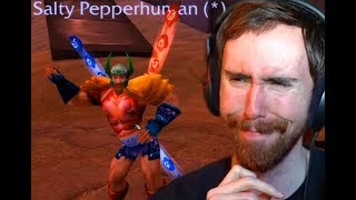 Asmongold Hosts A WoW Transmog Competition - Same Guy Wins Twice!
