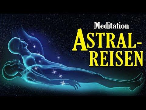 Meditation: ASTRALREISEN (Hypnose m. Binaural Beats)