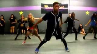 CHRIS BROWN - I BET | CHOREOGRAPHY BY DEZ PENN