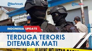 Densus 88 Tembak Mati Terduga Teroris di Makassar karena Serang Aparat Pakai 2 Parang, Ini Sosoknya