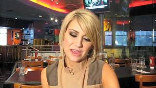 Челси Кейн Стауб, CHELSEA KANE on DWTS, MARK BALLAS and the JONAS BROTHERS!