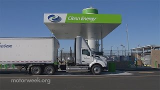 Sacramento Adds Regional Heavy Duty LNG Fueling Station