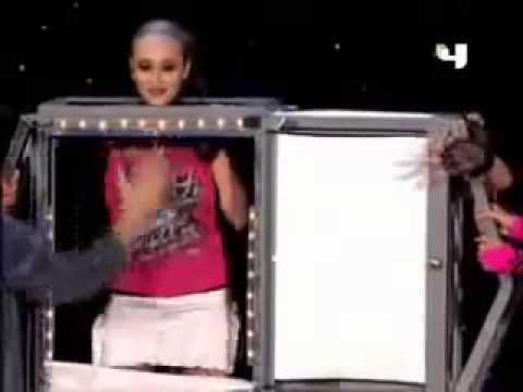 America's Got Talent - Fail Magic Trick- MTW