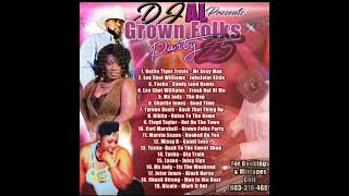 GROWN FOLKS PARTY 25
