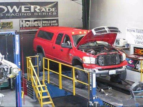 2007 Dodge Ram 2500 SLT: Custom 2007 Dodge Ram 2500 SLT 4x4 5.9L Cummins Turbo Diesel