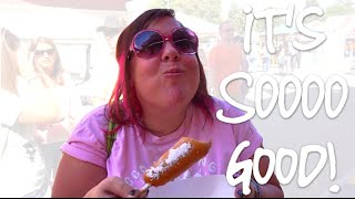 FAIR FUN AND FRIED COOKIE DOUGH | WatersWife