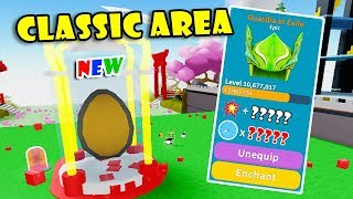 NEW ANIMAL EGG AND CLASSIC CODES IN UNBOXING SIMULATOR! Roblox - Thủ