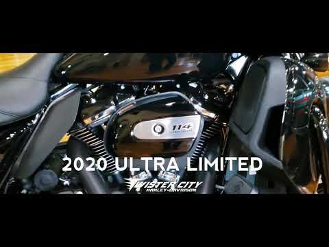 2020 Harley-Davidson® Ultra Limited : FLHTK