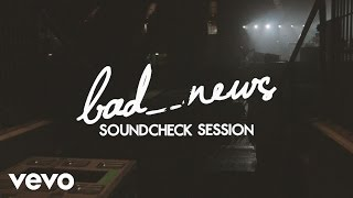 Bastille - Bad_news (Acoustic)