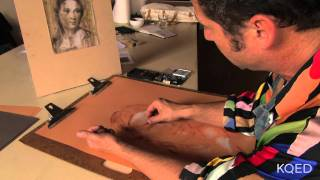 Painting Portraits with Jeremy Sutton | KQED Arts