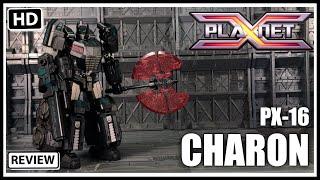 Planet X PX-16 CHARON Transformers Fall Of Cybertron Nemesis Prime