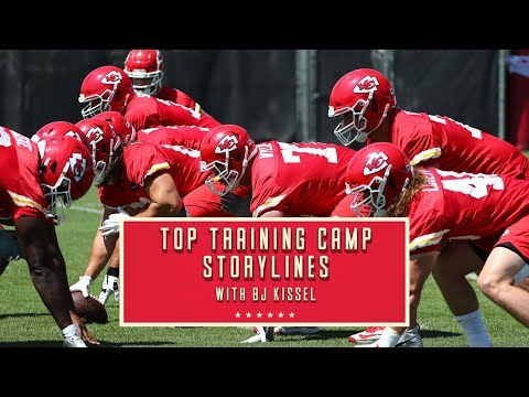 Top Training Camp Storylines: There's A New-Look at Interior Offensive Line