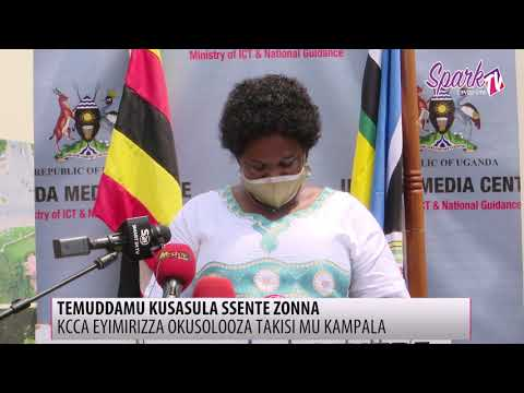 KCCA eyimirizza ensimbi ensimbi zonna ezisoloozebwa ku bagoba ba Taxi
