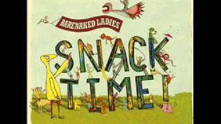"Video thumbnail of ""Crazy ABC's - Barenaked Ladies (original version)"""