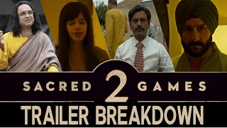 Sacred Games 2 Trailer Breakdown - Saif Ali Khan,  Nawauddin Siddqui Promise A Thrilling New Season