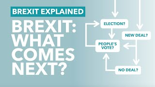 Brexit: What Happens Now? - Brexit Explained...