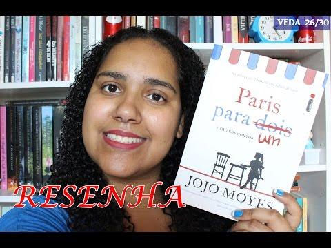 RESENHA: PARIS PARA UM E OUTROS CONTOS (VEDA #26)||Um livro e nada mais