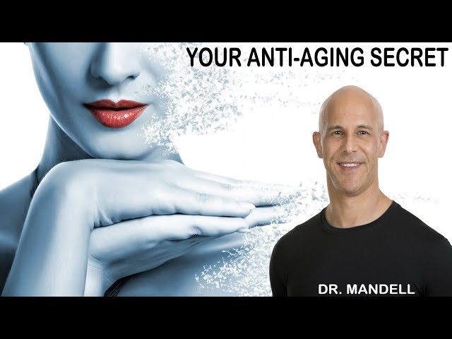 THE ONE EXERCISE YOU MUST DO FOR ANTI-AGING GLOWING SKIN - Dr Alan Mandell, DC