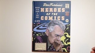 Heroes of the Comics by Drew Friedman - video preview