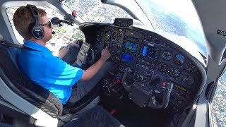 CAREER CHANGE? - TBM850 Flight VLOG