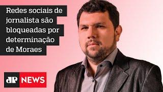 Moraes determina prisão de Oswaldo Eustáquio pela quarta vez