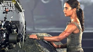 Go Behind the Scenes of Tomb Raider (2018)