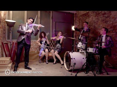Glissando Quartet - Rock Medley