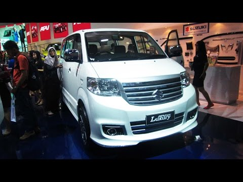 2014 Suzuki APV New Luxury