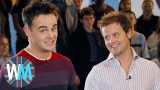Top 10 Ant & Dec Moments