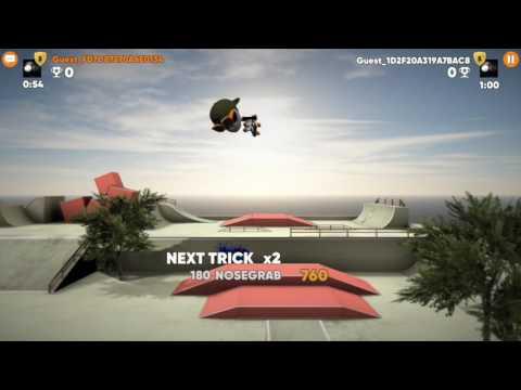 Stickman Skate Battle Video
