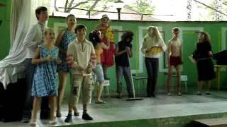 Команда саратова(юноши и девушки 92-97 г.р.) - сказка