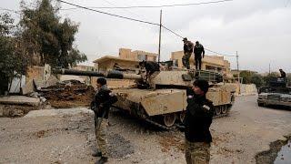 Иракская армия вошла в аэропорт Мосула