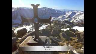 preview picture of video 'El Puigpedrós (La Cerdanya)'