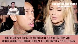 Reactions Funny Adorable The SHADY Side Of Kylie Jenner Reaction