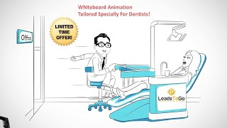 I will create a stunning attractive whiteboard animation video