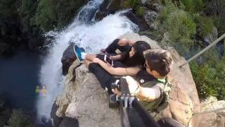 A nice review of the Salto Cristal trail