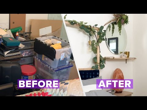 These Satisfying Bedroom Makeovers Will Inspire You