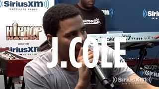 "J. Cole ""Crooked Smile"" // SiriusXM // Hip-Hop Nation"