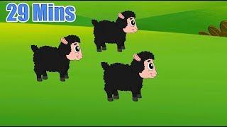 Baa, Baa, Black Sheep | + Popular Kids Rhymes | Nursery Rhymes by EFlashApps